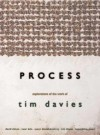 Process: Explorations of the Work of Tim Davies - David Alston, Iwan Bala, Anne Price-Owen, Tim Davies, Susan Daniel-McElroy