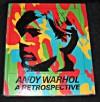 Andy Warhol: A Retrospective - Kynaston McShine, Robert Rosenblum, Benjamin H. D. Buchloh, Livingstone