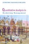 Quantitative Analysis in Marketing Management - Luiz Moutinho, Mark Goode, Fiona Davies
