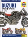 Suzuki SV650 and SV650S Service and Repair Manual: 1999 to 2008 (Haynes Service and Repair Manuals) - Matthew Coombs, Phil Mather, Max Haynes