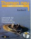 Themen Neu 1: Lehrwerk Fur Deutsch Als Fremsdsprache Kursbuch - Hartmut Aufderstraße, Heiko Böck