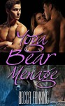 Yoga Bear Menage (BBW Shifter Menage Romance) (Bear Fitness Book 1) - Becca Fanning