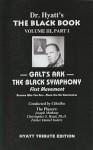 The Black Book volume III-part I - Christopher S. Hyatt, S. Jason Black
