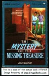 The Mystery of the Missing Treasure - Janet Lorimer