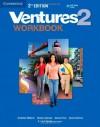 Ventures Level 2 Workbook with Audio CD - Gretchen Bitterlin, Dennis Johnson, Donna Price, Sylvia Ramirez, K. Lynn Savage