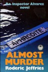 Almost Murder - Roderic Jeffries