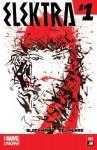 Elektra (2014-) #1 - W. Haden Blackman, Marco D'Alfonso, Sana Amanat