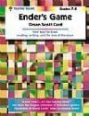 Ender's Game - Teacher Guide by Novel Units, Inc. - Novel Units, Inc.