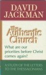Authentic Church - David Jackman