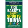 Rick Barry's Super Sports Trivia (Buzztime Trivia) - Rick Barry