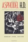 Asphodel by Doolittle (H.D.), Hilda (1992) Paperback - Hilda Doolittle (H.D.)