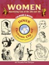 Women Advertising Cuts of the 20s and 30s CD-ROM and Book - Leslie Cabarga