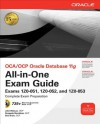 OCA/OCP Oracle Database 11g All-in-One Exam Guide (Oracle Press) - Bob Bryla, John Watson, Roopesh Ramklass