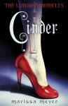 The Lunar Chronicles: Cinder - Marissa Meyer