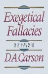 Exegetical Fallacies - D.A. Carson