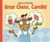 Great Choice, Camille! - Stuart J Murphy