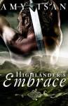 Highlander's Embrace (Misty Highlands) (Volume 1) - Amy Isan