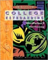 College Keyboarding: Word Perfect 9, Lessons 61 120 - Susie H. VanHuss, Connie M. Forde, James S. Duncan