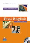 Total English Upper Intermediate: Students' Book And Dvd Pack (Total English) - Araminta Crace, Richard Acklam
