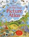 Lift-the-Flap Picture Atlas - Jane Chisholm, Helen Lee