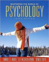 Mypsychlab with E-Book Student Access Code Card for Mastering the World of Psychology (Standalone) - Samuel E. Wood, Ellen R. Green Wood, Denise Boyd