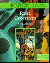 Real Contexts: Low-Intermediate Reading (Tapestry Series) - Neil J. Anderson