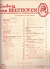 Six Easy Variations on a Swiss Song (18445) - Ludwig van Beethoven, Sigmund Lebert
