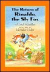 Return of Rinaldo the Sly Fox - Ursel Scheffler, Ursel Scheffler, U Scheffler, J. Alison James