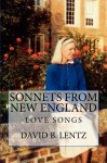 Sonnets from New England: Love Songs - David B. Lentz