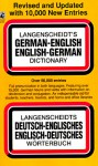 Langenscheidt's German-English English-German Dictionary - Langenscheidt, A.C. Pomahoba