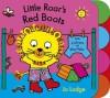 Little Roar's Red Boots - Jo Lodge