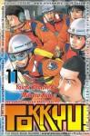 Tokkyu! Vol. 11 - Yoichi Komori, Mitsuro Kubo