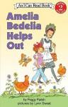 Amelia Bedelia Helps Out (Amelia Bedelia (HarperCollins Paperback)) - Peggy Parish