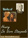 Works of Henry De Vere Stacpoole - Henry de Vere Stacpoole