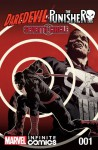 Daredevil/Punisher: Seventh Circle Infinite Comic #1 - Charles Soule