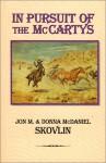 In Pursuit Of The Mc Cartys - Jon M. Skovlin