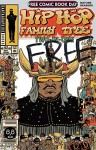 HIP HOP FAMILY TREE TWO-IN ONE [Free Comic Book Day, FCBD] - Ed Piskor, Ed Piskor