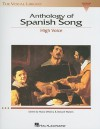 Anthology of Spanish Song - High Voice (The Vocal Library Series) - Richard Walters