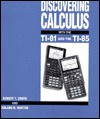 Discovering Calculus with the Ti-81 and the Ti-85 - Robert T. Smith, Roland B. Minton