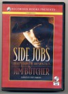 Side Jobs: Stories from the Dresden Files (Unabridged) - Jim Butcher, James Marsters