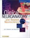 Clinical Neuroanatomy and Related Neuroscience - M.J.T. Fitzgerald, W.B. Saunders, Jean Folan-Curran