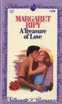 A Treasure of Love (Silhouette Romance, #170) - Margaret Ripy