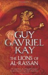 The Lions of Al-Rassan - Guy Gavriel Kay