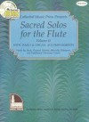 Mel Bay Sacred Solos for the Flute Volume 2 Book/CD Set - Mizzy Mccaskill, Dona Gilliam