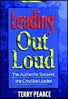 Leading Out Loud - Terry Pearce