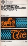 La letteratura inglese dai Romantici al Novecento - Mario Praz