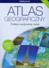 Polska, kontynenty, swiat. Atlas geograficzny (Polska wersja jezykowa) - praca zbiorowa