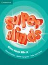 Super Minds Level 3 Class Audio CDs (3) - Herbert Puchta, Günter Gerngross, Peter Lewis-Jones