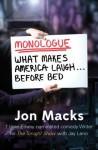 Monologue - Jon Macks