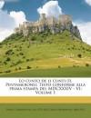 Lo Cunto de Li Cunti (Il Pentamerone: Testo Conforme Alla Prima Stampa del MDCXXXIV - VI; Volume 1 - Giambattista Basile, Benedetto Croce